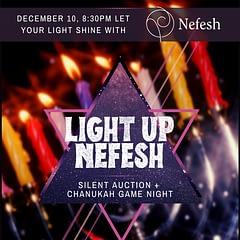 Nefesh Silent Auction